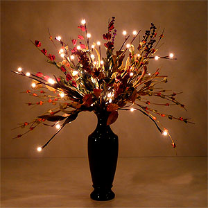 electric led branches